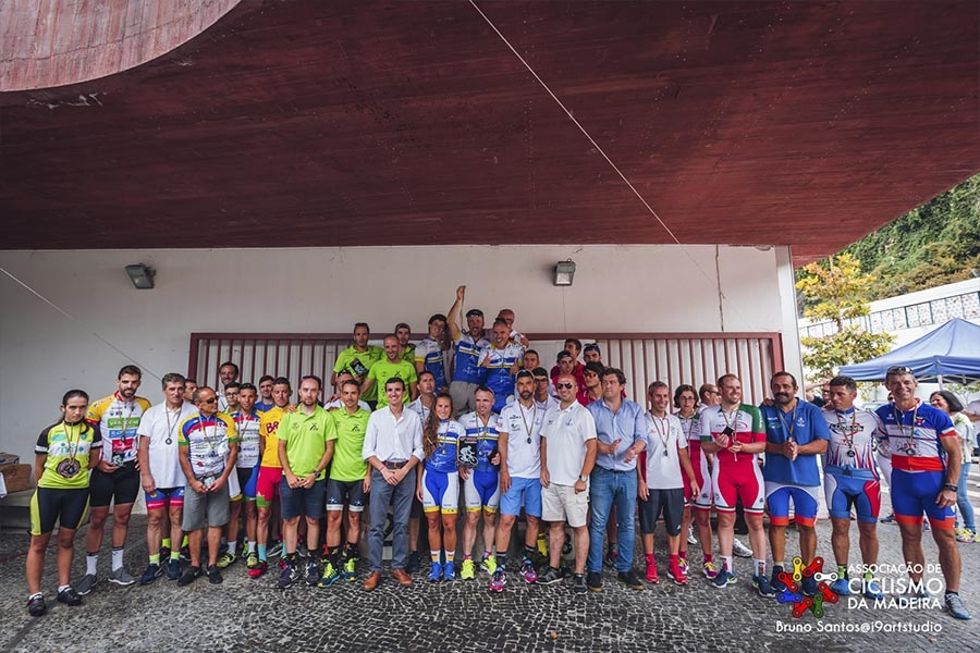 3ª etapa - 43ª Volta à Madeira em bicicleta 2018