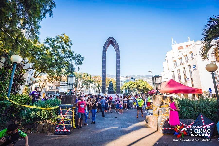 """1ª Prova da Taça da Madeira de DHU """"Downtown do Funchal 2018"""