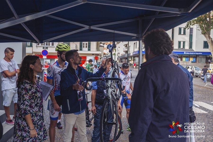 1ª etapa da 43ª Volta à Madeira em bicicleta