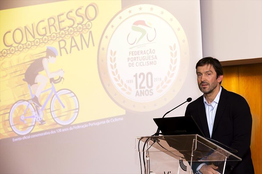 1.º Congresso de Ciclismo da RAM